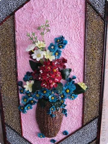 """Картина """"Полевые цветы"""" ХФ фото 1"""