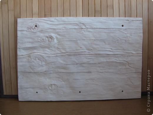 Старое дерево на гипсе. фото 9