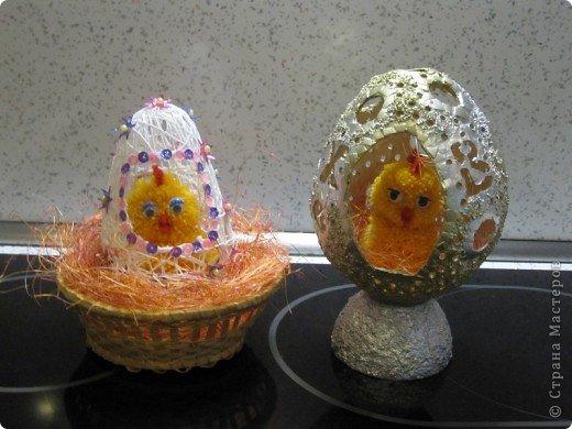 Пасхальные яйца на выставку. фото 1