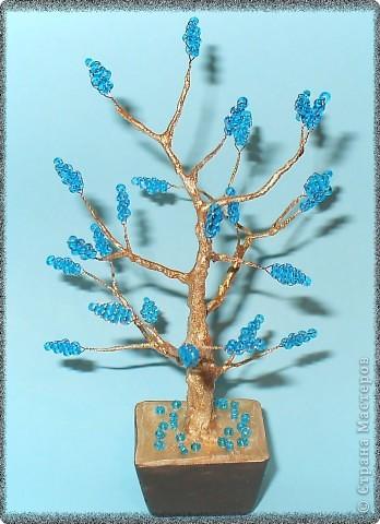 """Деревце из серии """"Возьми, а  большое дерево поставь на место!!!"""" фото 1"""