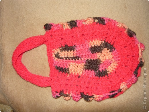 сумочка для дочкиной подружки фото 1