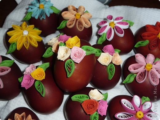 Яйца делала моя подруга фото 9