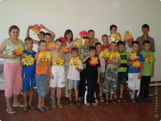 летом сделала с детками  интересные жуки  фото 1