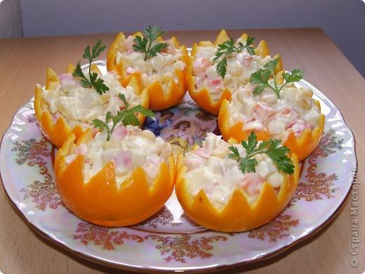 Разные салатики фото 4