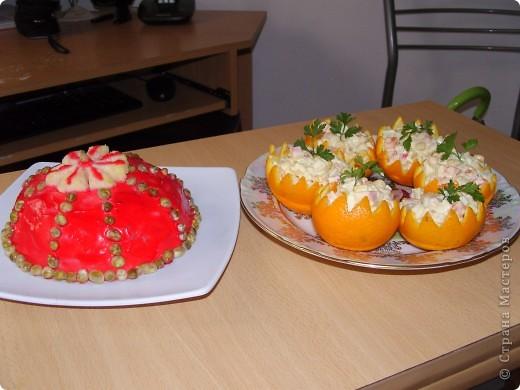 Разные салатики фото 1