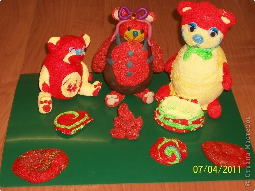Три медведя. фото 1