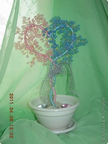 дерево любви(повторялочка спасибо за мк) фото 1