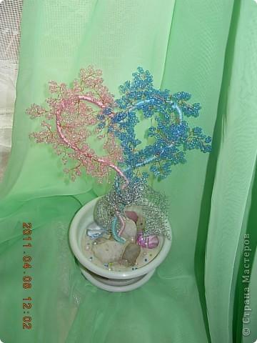 дерево любви(повторялочка спасибо за мк) фото 4