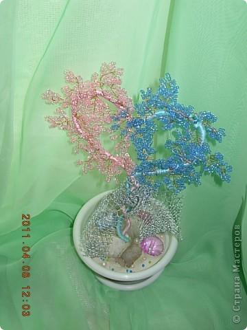 дерево любви(повторялочка спасибо за мк) фото 2
