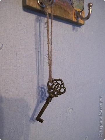 Ничего, конечно, примечательного в моих ключницах нет, ну уж очень хотелось, чтоб былО! фото 3