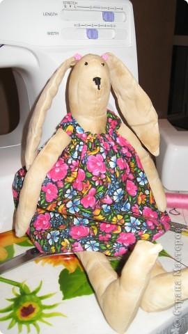 Тильда заяц к Пасхе