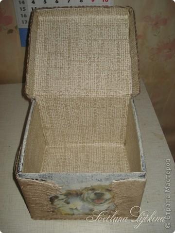 корзинка без крышки, я ее сплела для хранения носочков малыша фото 5