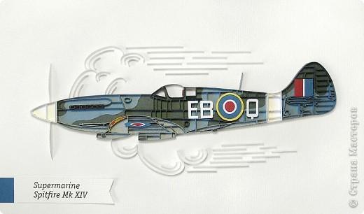 Supermarine Spitfire Mk XIV фото 1