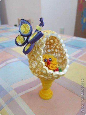 """Пушистое"" яйцо фото 3"