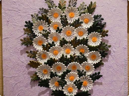 Наконец сегодня собрала свои любимые цветы- Букет ромашек)))) фото 2