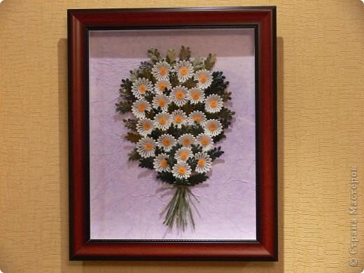 Наконец сегодня собрала свои любимые цветы- Букет ромашек)))) фото 4