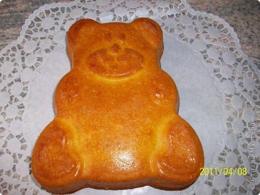 Торт...Мишка... фото 2