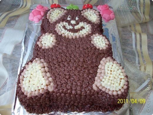 Торт...Мишка... фото 1