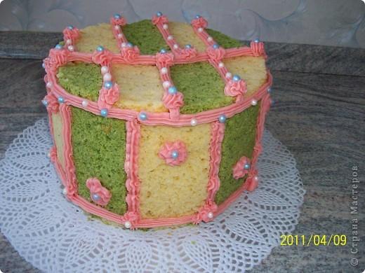 Торт. фото 1