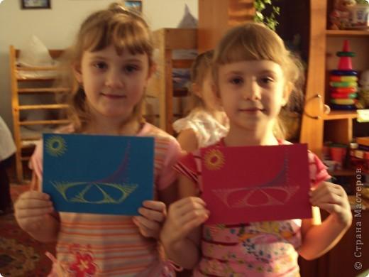 Мои девочки из подготовительной грппы сделали подарок родителям к Новому году фото 2