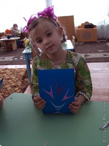 Мои девочки из подготовительной грппы сделали подарок родителям к Новому году фото 3