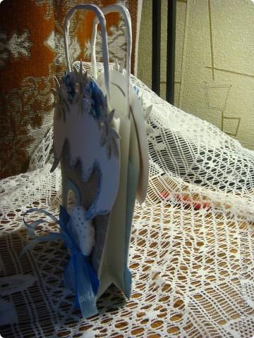 Пасхальный пакетик для открытки в виде куличика, куличик-игольница, куличик-шкатулочка. фото 4