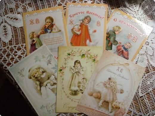 Пасхальный пакетик для открытки в виде куличика, куличик-игольница, куличик-шкатулочка. фото 8