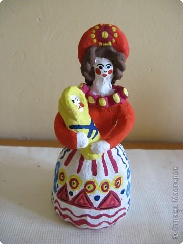 Барыни по мотивам дымковской игрушки. фото 5