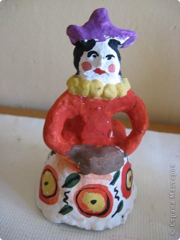 Барыни по мотивам дымковской игрушки. фото 6