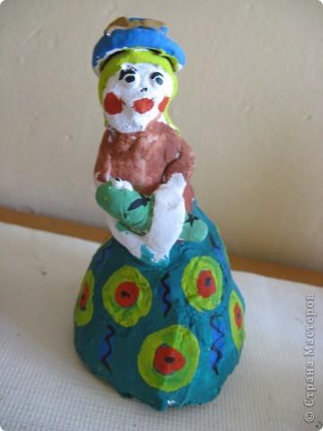 Барыни по мотивам дымковской игрушки. фото 7