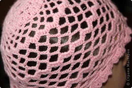 шапочка для дочки фото 5