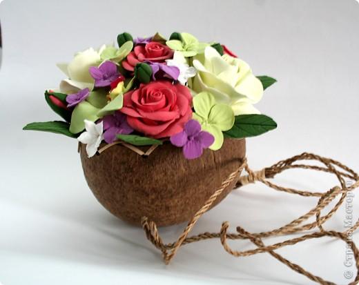 Орхидеи, гардении, розы ) фото 2