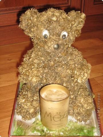 Мишутка и его мёд