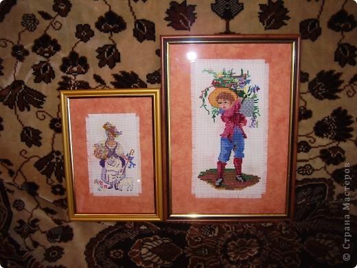 Подарок для директора на день рождения, вышивала 2месяца. фото 9