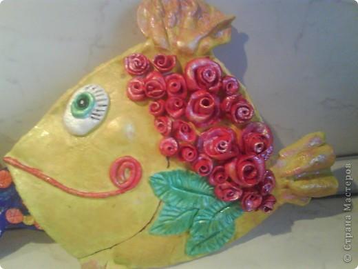 Первая моя соленая рыбка.  фото 4