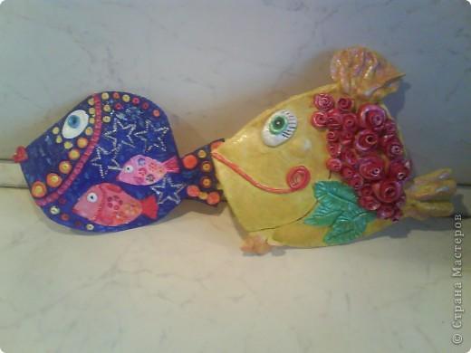 Первая моя соленая рыбка.  фото 5