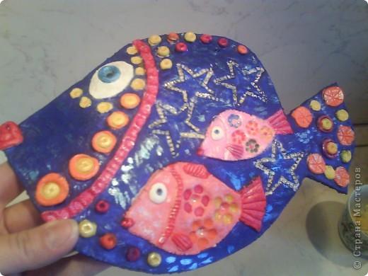 Первая моя соленая рыбка.  фото 3