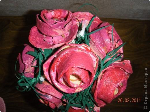 Панно из перьев, сухоцветов. Каркас из виноградной лозы. Захотелось немного экспромта... фото 4