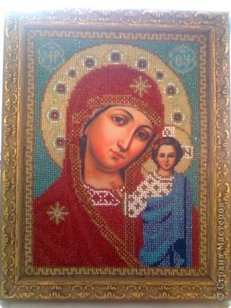 """икона""""Казанская Богородица """""""