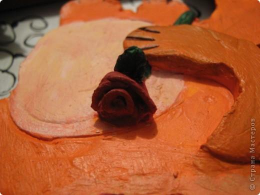 Лиса слепилась в подарок на день Рождения моей мамы, любительницы лис во всех исполнениях)) фото 6