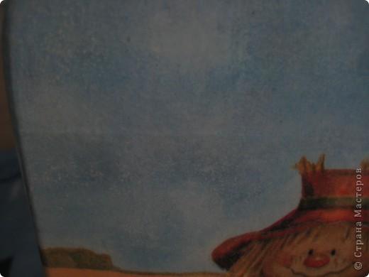 Прямой декупаж:тарелка,салфетка,яичная скорлупа,акриловая краска,акриловый лак. фото 3