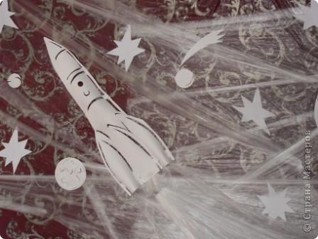 У нас в школе прошла Неделя Космонавтики. Столько было интересных мероприятий!!! фото 1