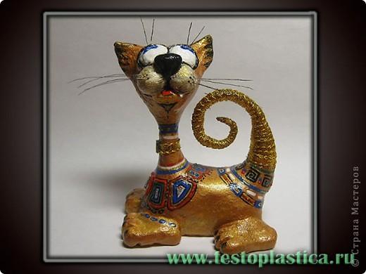 Египетская кошка фото 1