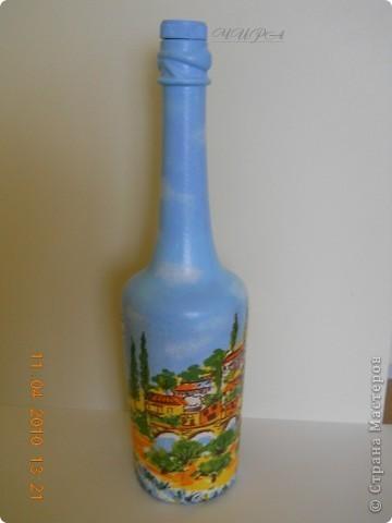 Бутылка Французская провинция. фото 4