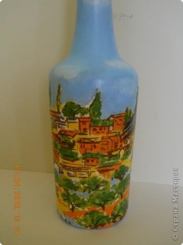 Бутылка Французская провинция. фото 2
