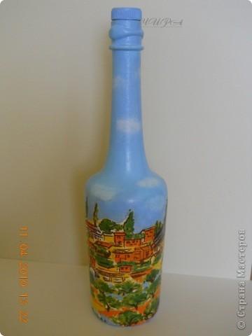 Бутылка Французская провинция. фото 1