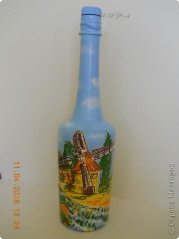 Бутылка Французская провинция. фото 3