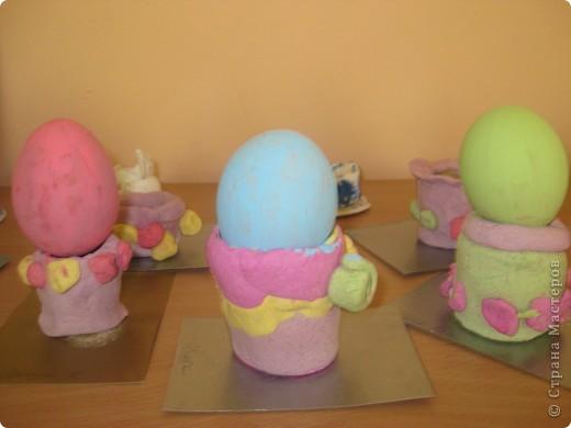 Эти яички делали мои детки- шестилетки!  фото 1