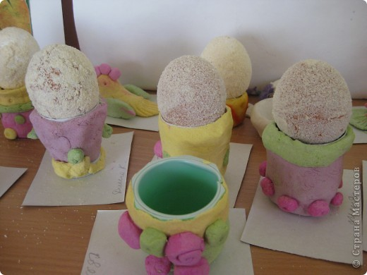Эти яички делали мои детки- шестилетки!  фото 2