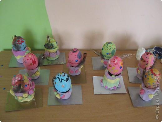 Эти яички делали мои детки- шестилетки!  фото 3